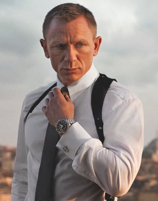 Daniel Craig 007 Haircut Images & Pictures - Becuo